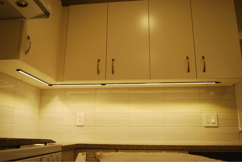 12v slanke lineaire led kast verlichting ul product on