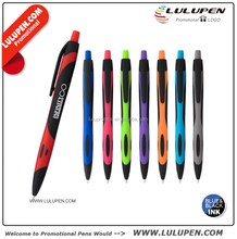 Customized Sleek Write Two-Tone Rubberized Pen (T803043) Promotional Grip Pens