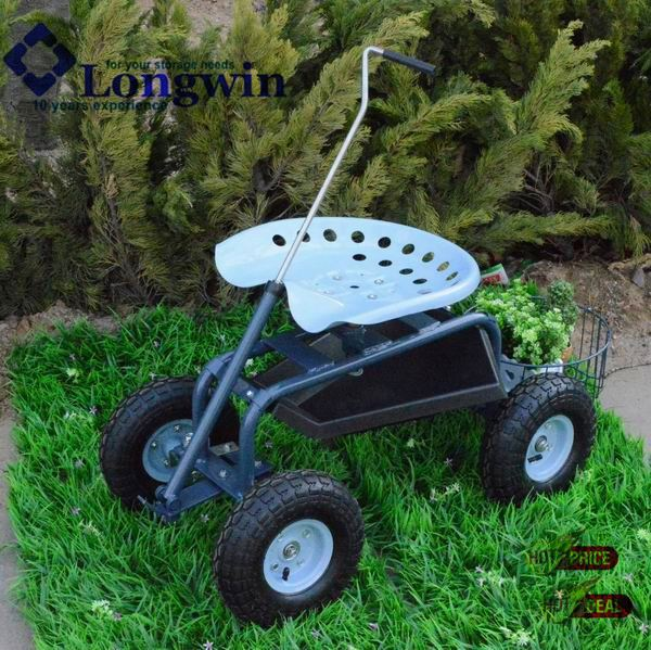Garden Stool On Wheels, Garden Stool On Wheels Suppliers And Manufacturers  At Alibaba.com