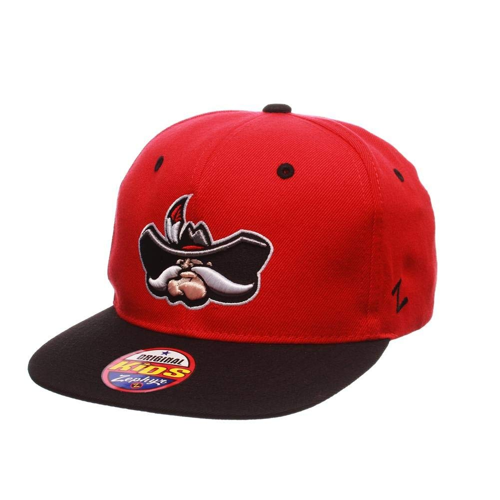 Get Quotations · UNLV Running Rebels Zephyr Z11 Snapback Hat 4116f0a63549
