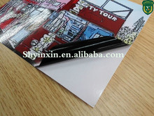 Gloss car 3M stickers,outdoor vinyl stickers in Shanghai factory