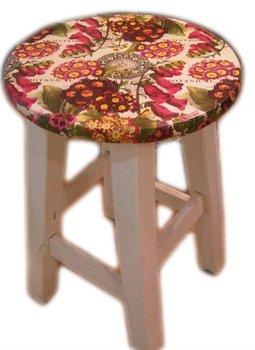 Sedia decoupage buy sedia di legno product on for Decorare sedia legno
