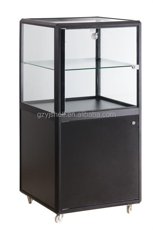 Arylic Wine Glass Rack,Lockable Glass Display Cabinets,Corner ...