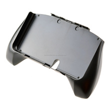 Black Handle Grip Controller Holder with Stand for Nintendo New 3DS