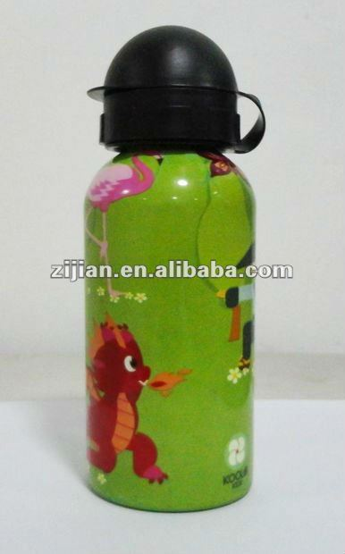 2012 Newest stainless steel baby feeding bottle