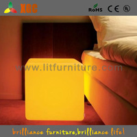 china import items decor for home,plastic cube furniture,ice cube led