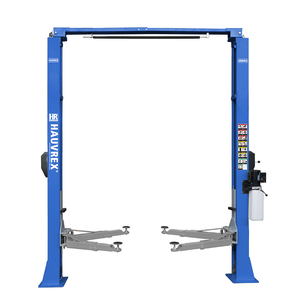 HTL3140S clear floor manual lock release two post car lift, price in America