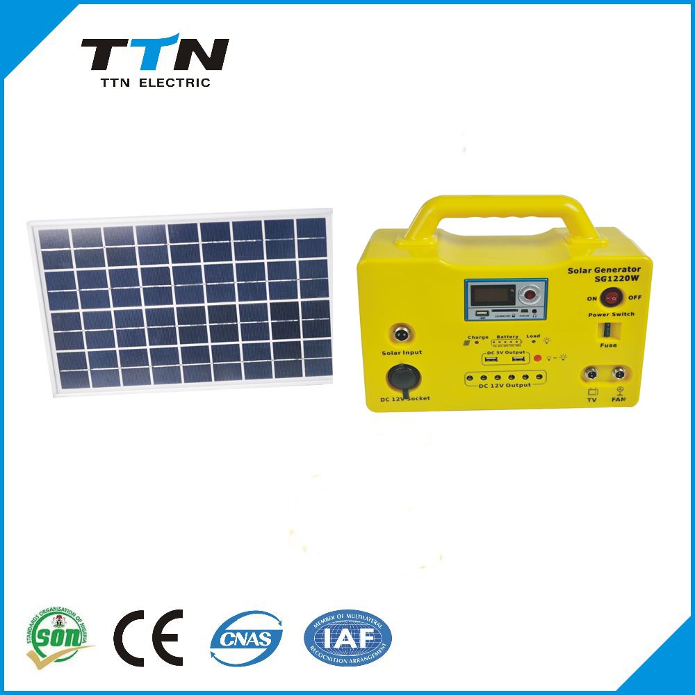 TTN-20W Low Cost Renewable <strong>Energy</strong>