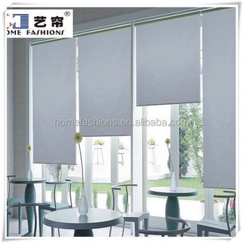 Motorizedelectric Blackout Sun Roof Roller Blinds Buy Window Roller Blindblackout Motorized Roller Blindswaterproof Outdoor Blinds Product On