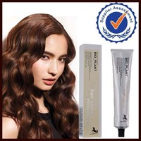 Factory price low ammonia natural OEM wholesale german hair coloring