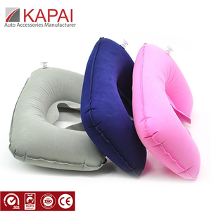 Superior Air Touch Breathable Inflatable Neck Pillow Travel & Neck Pillow