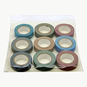 "J.V. Converting MINI-SPIKE-PACK/ASTP052 JVCC Mini-Spike-Pack Mini Spike Tape Multi-Pack: 1/2"" x 2 yd. / Assorted"
