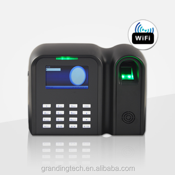 Built-in backup battery TCP and Wifi communication biometric device Android fingerprint reader