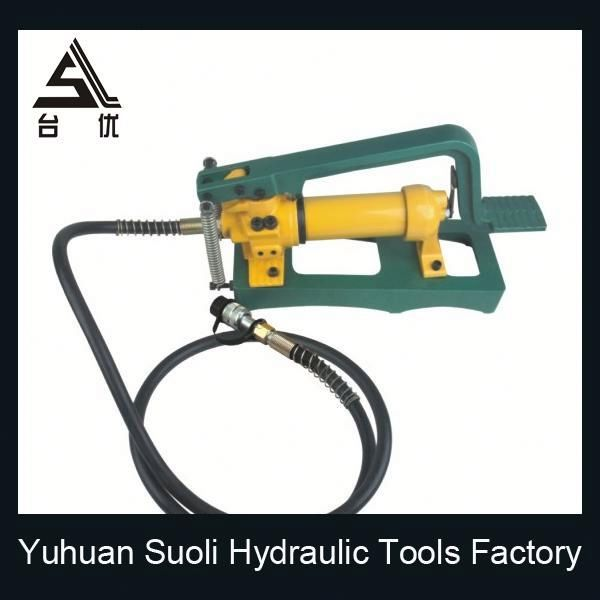 Alibab China Supplier HAOBAO SY-60X Manual Testing Pump with CE/ISO