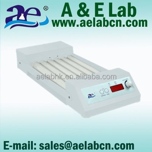 high quality digital roller tube mixer machine price for laboratory