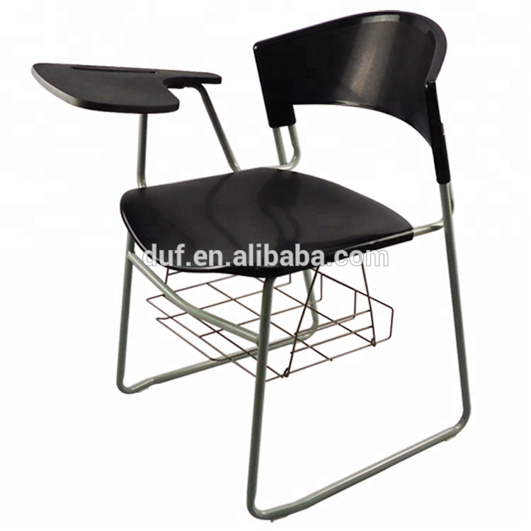 Lecture Chair for Sale Chair with Small Table Education Furniture Wholesale Price with Free Shipment (50 chairs)to Thailand
