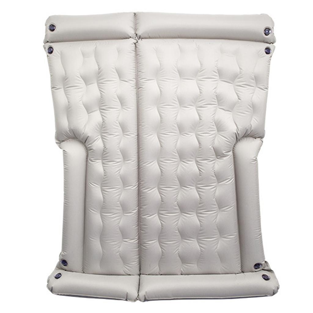 GOUGOU With inflatable pump / car portable inflatable mattress / SUV car bed / car travel air cushion bed / car vibration bed