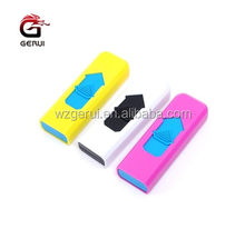 Hot Selling Colorful Portable Cigarette Lighter usb Flash Drive Cheap Lighter usb