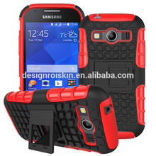 flip back cover case for samsung galaxy ace 4 case