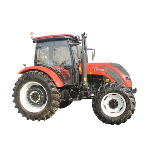 QLN Big chassis 130hp wheeled farm tractors hot sale online