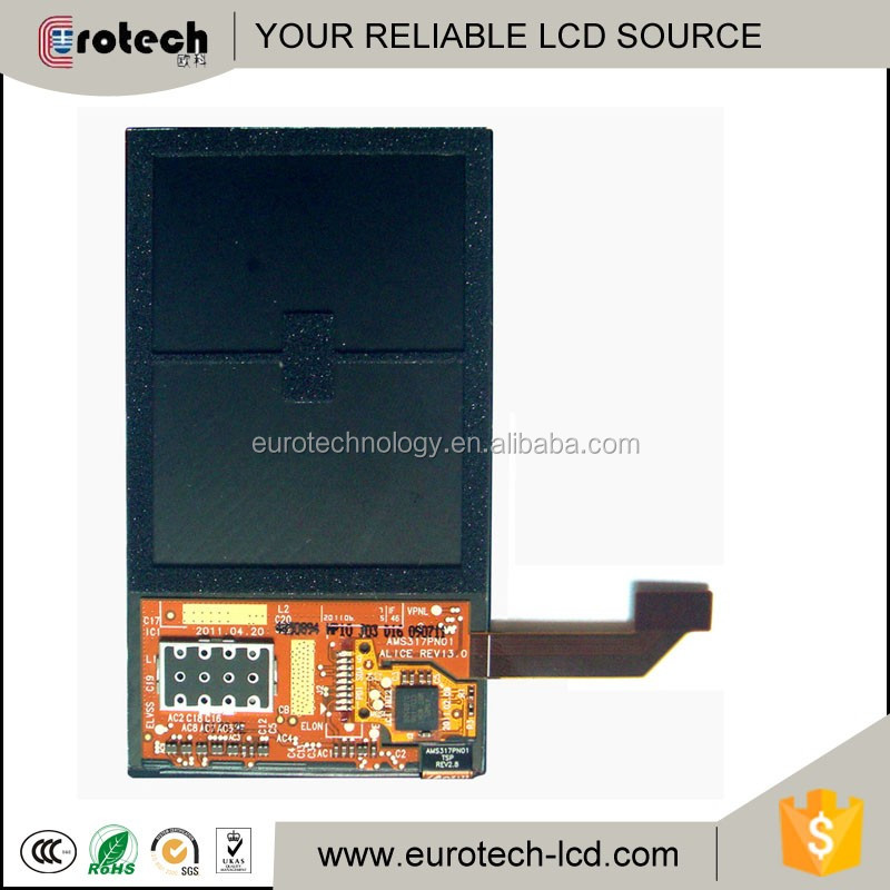 3.2inch oled lcd sunlight readable lcd display