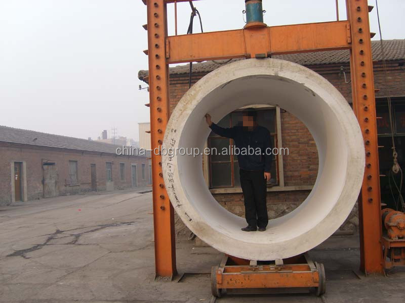 Concrete Pipe Diameters : Concrete pipe making machine diameter from mm to
