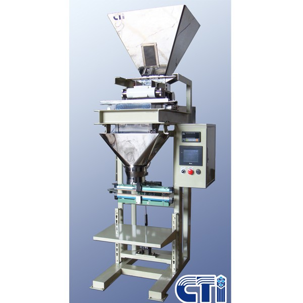 automatic clam Packing Machine Walnut filling packing machine gravel weighing packing machine