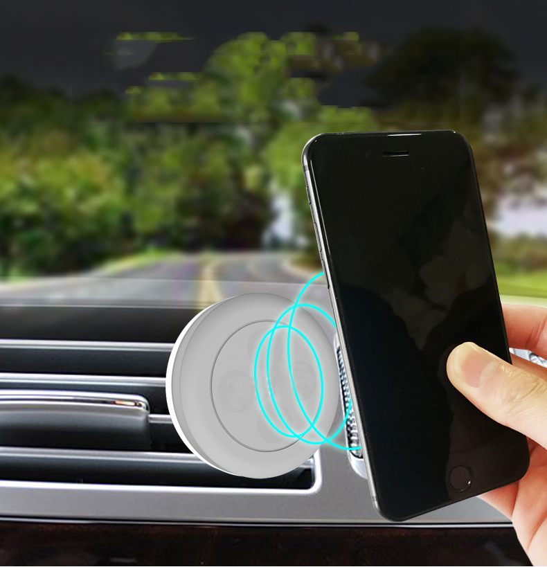 SJ-T-043 in car phone holders for iphones magnet holder