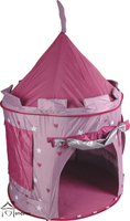 children kids play teepee tent pink tent for Princess