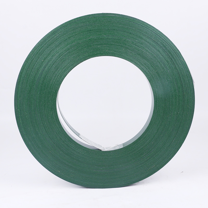 Heavy duty 25mm*1mm steel strapping for jute bag packing