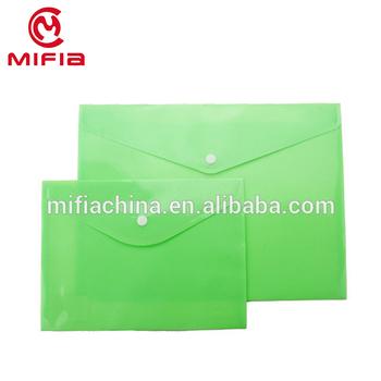 Heldere Envelop Snap Met Kleur Buy Filing Tas plastic Tas Knop Envelop Document Bestandsmap Indienen Draagtas Carrying Plastic Mifia document Map Yf67ybgv