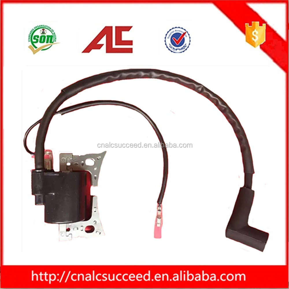 Hot selling ignition coil for gasline engine/generator/ in Africa marker