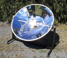 Popular Solar oven/ Solar BBQ and Solar Kettle Manufacturer
