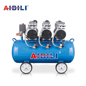 Most popular 150psi 8 bar 100l high pressure paintball car wash 3 cylinder piston air compressor