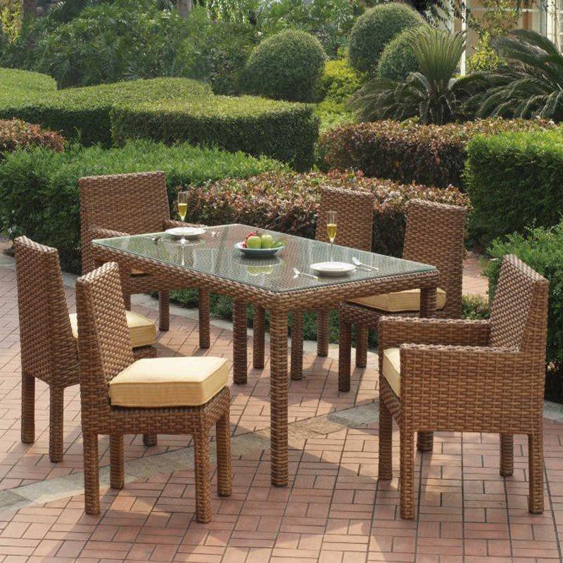 Rattan Wicker Restaurant Outdoor Furniture, Rattan Wicker Restaurant  Outdoor Furniture Suppliers And Manufacturers At Alibaba.com