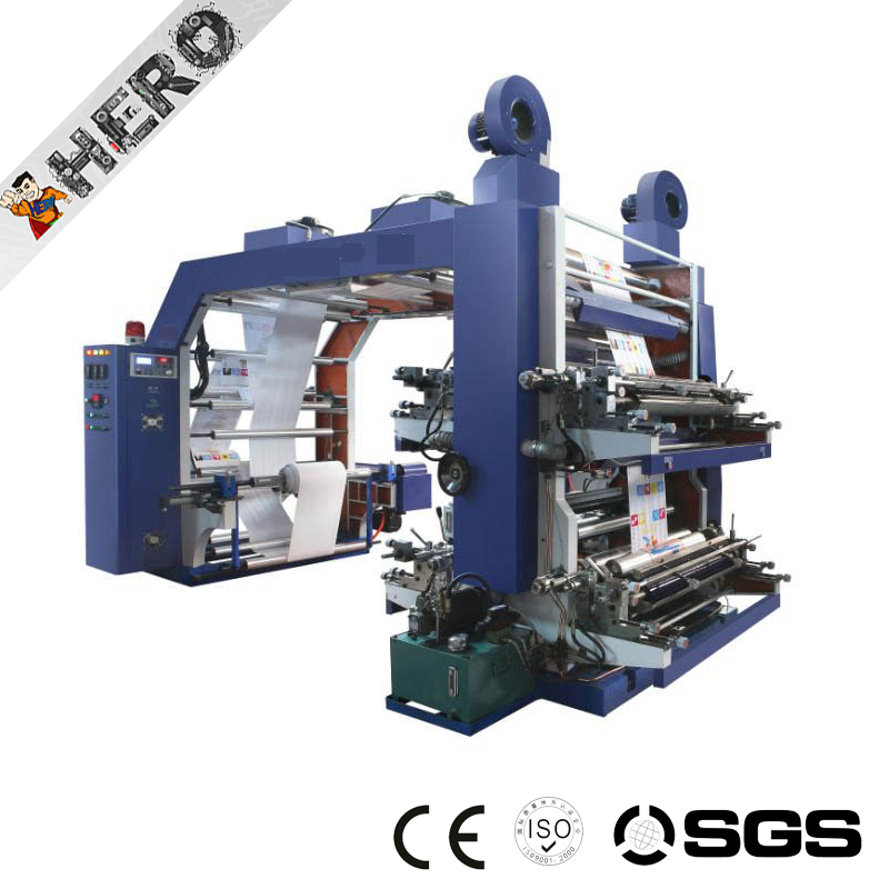 series flex printing machine price pp woven sack & bag printing machine offset printing machine
