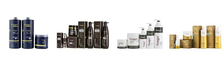 Professionele Vocht Braziliaanse Bio Keratine Rechttrekken Shampoo Masker Conditioner Set Voor Anti Kroezen Haaruitval Behandeling