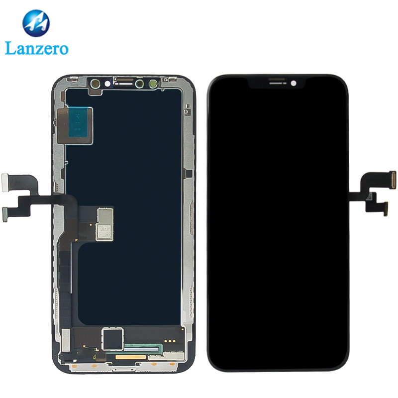 Complete OEM screen lcd for <strong>iphone</strong> x lcd display screen replacement,for <strong>iphone</strong> x screen cell phone oled