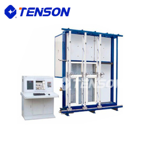 Jinan Tenson CWWS-3030 Door and Window Physical Property Tester+pressure testing machine+air leak testing machine