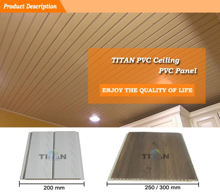 FOB Price Laminated PVC Wall Panel