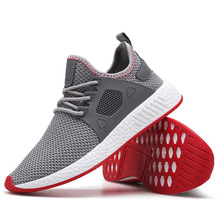 Wholesale Cheap Male Sport Shoes Men Casual Knit Sock Shoes Sneakers