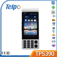 Telepower TPS390 POS Restaurant Cashier SDK Supported POS System Touch Screen Device Payment