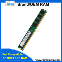 Computer components from China 8bits ddr2 800 1gb memory ram