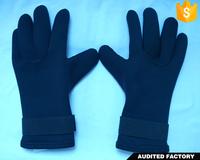 wholesale 3mm neoprene waterproof gloves for winter swimming