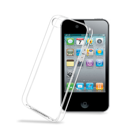 2pcs Ultra Thin Soft TPU Gel Original Transparent Case For iPhone 4 4S Crystal Clear Silicon