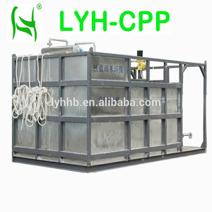 China Manufacturer Outlet Mbr sewage water treatment system Industrial water treatment plant