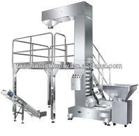 Bucket elevator used in food process