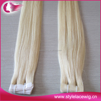 Wholesale Price 26 inches tape human hair extensions
