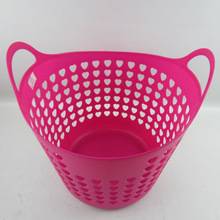Red Plastic Laundry Basket Supplieranufacturers At Alibaba