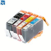 UP compatible For hp178 178XL ink Cartridge photosmart 5510 5515 6510 7510 B109a B109n B110a printer with chip full ink